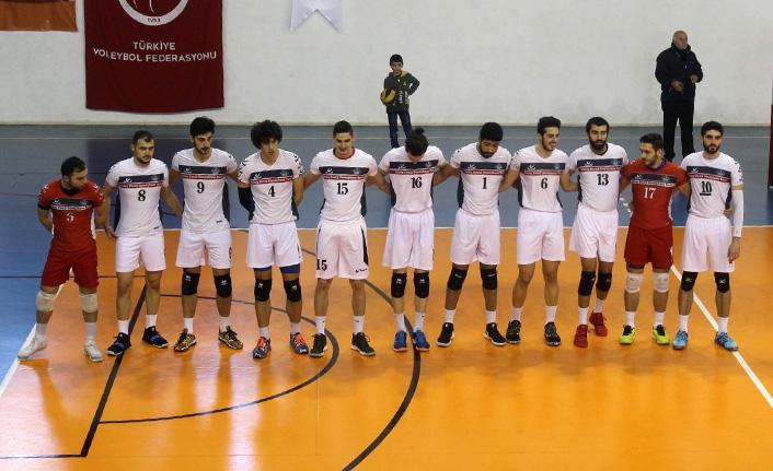 Torul Gençlik Payas Belediyesi'ni aştı: 3-0