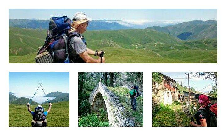 'Trekking sevdamı Gümüşhane Yaylalarında yaşamak istiyorum'
