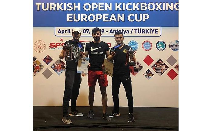 Abi kardeş Avrupa şampiyonu oldular