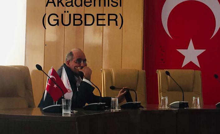 GGA Hasan Fehmi Ezber'i konuk etti