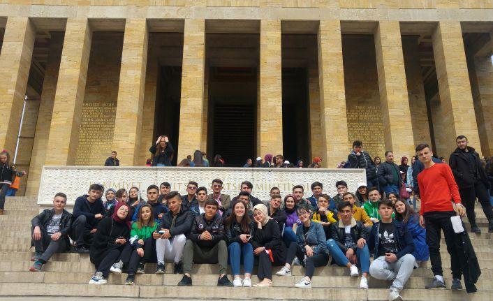 Kanuni MTAL'dan Ankara ve Eskişehir gezisi
