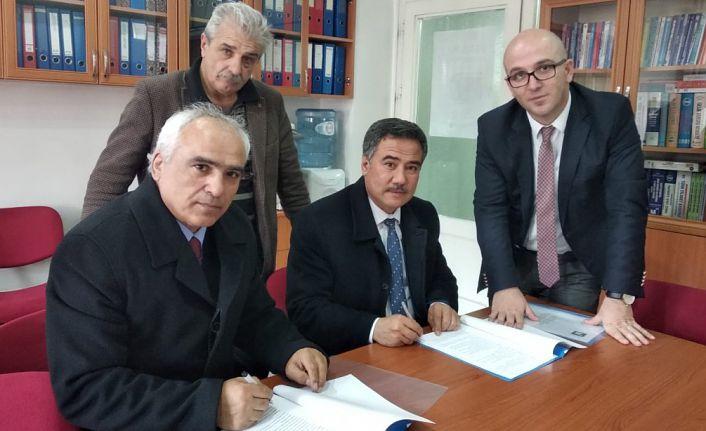 Mesleki Eğitim ve Sosyal İşbirliği Protokolü İmzalandı