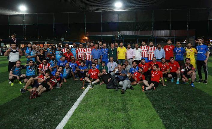 Ankara'da Gümüş Lig turnuvası tamamlandı