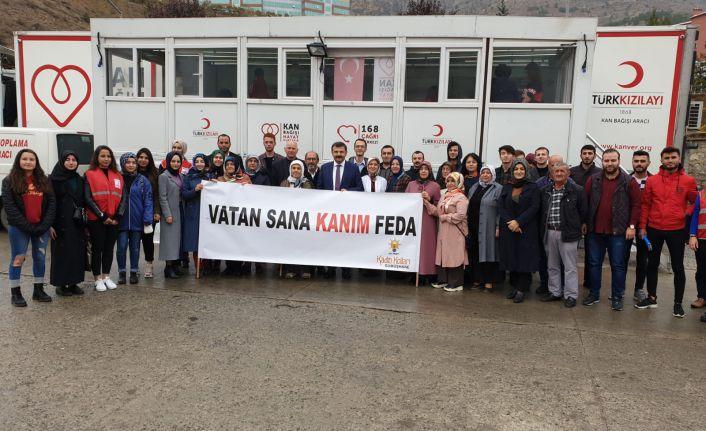 AK Parti teşkilatları kan verdi