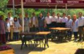 Tomara Şelalesinde çalışanlara kaliteli hizmet eğitimi verildi