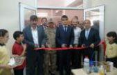 Torul Atatürk Ortaokulu'nda TÜBİTAK 4006 bilim fuarı açıldı