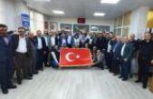 ŞİDEF'den Mehmetçiğe Selam