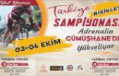 Yol Bisikleti Türkiye Şampiyonası Gümüşhane'de