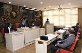 Gümüşhane İl Özel İdaresinin 2021 yılı bütçesi kabul edildi