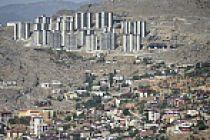 Yeni TOKİ konutları şehrin silüetini değiştiriyor