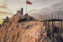Canca Kalesinde restorasyon ve çevre düzenlemesi ihalesi yapıldı