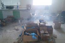 Gümüşhane Üniversitesi laboratuvarında patlama: 3 yaralı