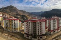 TOKİ'nin 530 konut projesinde çalışmalar son virajda