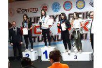 Türkiye şampiyonu Kelkit'ten