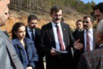 Milli Parklar 2015'te Gümüşhane'ye 4 milyon lira yatırım yapacak