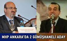 Atay ve Gökdemir Ankara'dan aday gösterildi