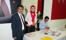 Av.Hasan Tok, MHP Gümüşhane'den milletvekili aday adayı