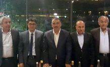 MHP Gümüşhane Milletvekili Aday Adayları Ankara'da Buluştu