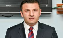 AK Parti Gümüşhane İl Başkanlığına Celalettin Köse Atandı