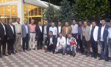 Gümüşhaneli İş Adamları Ankara'da İftarda Buluştu