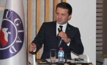 TÜGİAD Ankara'ya Gümüşhaneli başkan