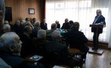 Başkent Gümüşhaneliler Derneğinde Murat Yılmaz 5.kez güven tazeledi