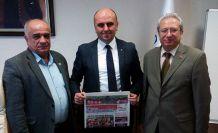 SGK'da Gümüşhaneli Op.Dr.Mustafa Öztürk hizmette sınır tanımıyor