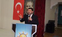 AK Parti Kelkit'te Turan'a, Köse'de Pala'ya emanet