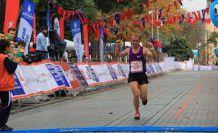 Muslu, Avrasya Maratonunda en hızlı Türk oldu
