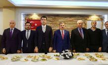 Ankara'da ki Gümüşhane dernekleri kurtuluş gününde buluştu
