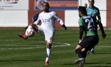 Gümüş Sakarya'yı da aştı: 1-0