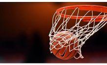 Basketbol küçükler grup müsabakaları Gümüşhane'de yapılacak