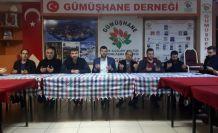 Sultanbeyli Gümüşhaneliler Derneğinde 'Geleceğimi ve Mesleğimi Seçiyorum' semineri
