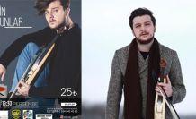 Ekin Uzunlar konseri 3 Mayıs'ta