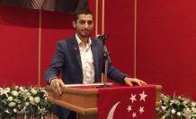 Genç Saadet'in yeni başkanı Berat Özsoy