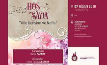 Hoş sada' bayan söyleşi programları Gümüşhane ve Kelkit'te