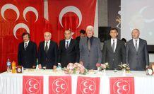 MHP, aday adaylarını tanıttı