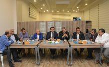AK Parti'de geniş katılımlı SKM toplantısı yapıldı