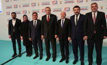 Cumhurbaşkanı Erdoğan, Çimen'in adaylığını açıkladı