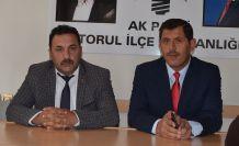 Hacı Selvi aday adaylığı müracaatını yaptı