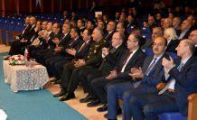 Rektör Zeybek, UNIDOKAP Karadeniz Sempozyumu'na katıldı
