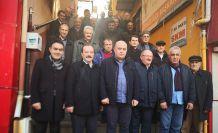 Demirel ve Ergin Belediye Meclisi üyeliği için müracaat etti
