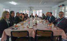 Gümüşhane Devlet Hastanesi'nden engelli personele kahvaltı