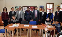 Vali Yardımcısı Akgül'den engelliler günü ziyareti