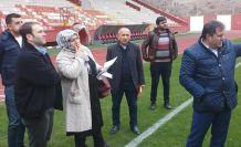 Yenişehir stadı göz kamaştıracak