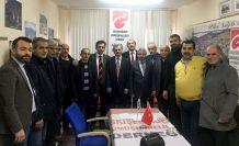Gümüşhanelilerde yeni başkan İrfan Ataman oldu