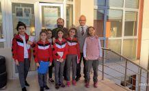 Gazipaşa teknoloji takımından GÜ'ye ziyaret