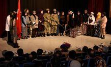 Gümüşhane'de İstiklal Marşı'nın kabulünün yıldönümü kutlandı