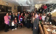 ŞİDEF Kadınlar Gününü Unutmadı