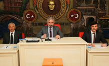 Gümüşhane İl Genel Meclisi yeni başkanını seçti